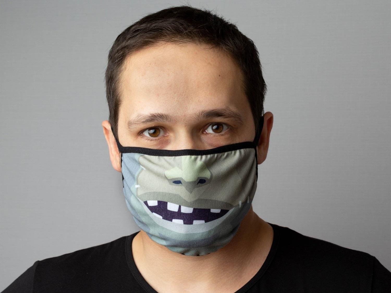 Картинки с приколами на маску
