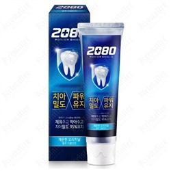 Зубная паста Dental Clinic 2080 Power Shield Blue Супер защита