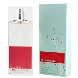 Туалетная вода Armand Basi In red fresh (wom) 100 ml